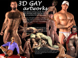 3D Gay Artwork