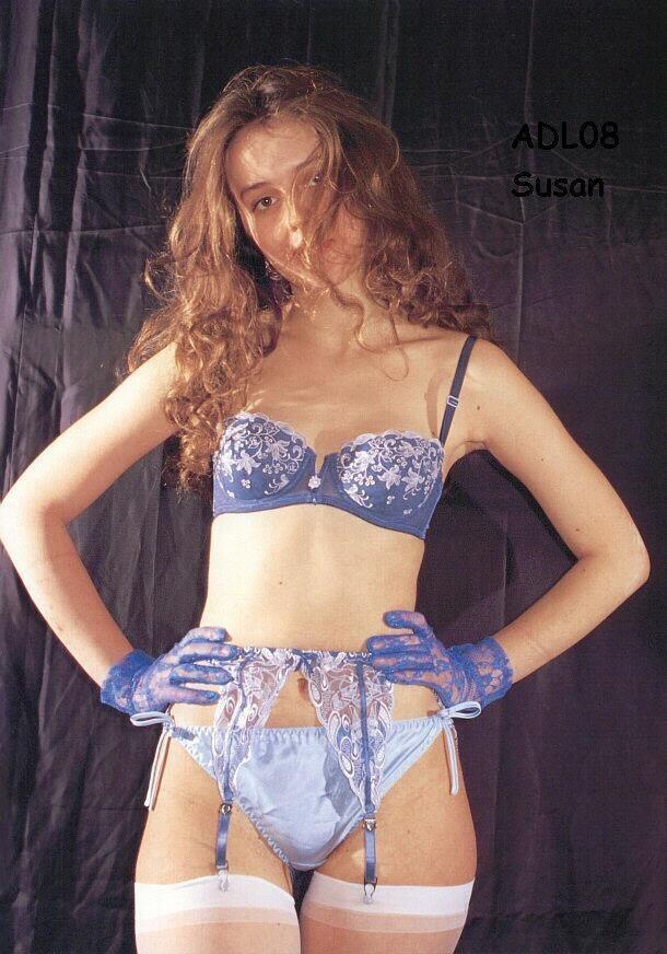 satin lingerie fetish