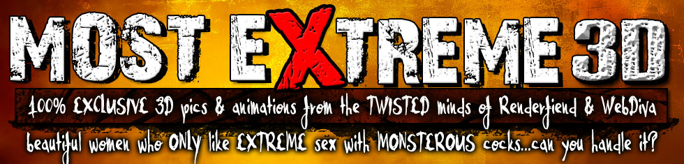 Most extreme 3d monster set on the net!