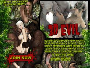 3D Evil