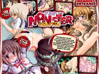 Monster Hentai