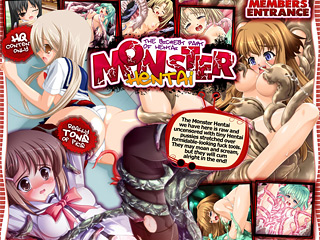 Monster Hentai