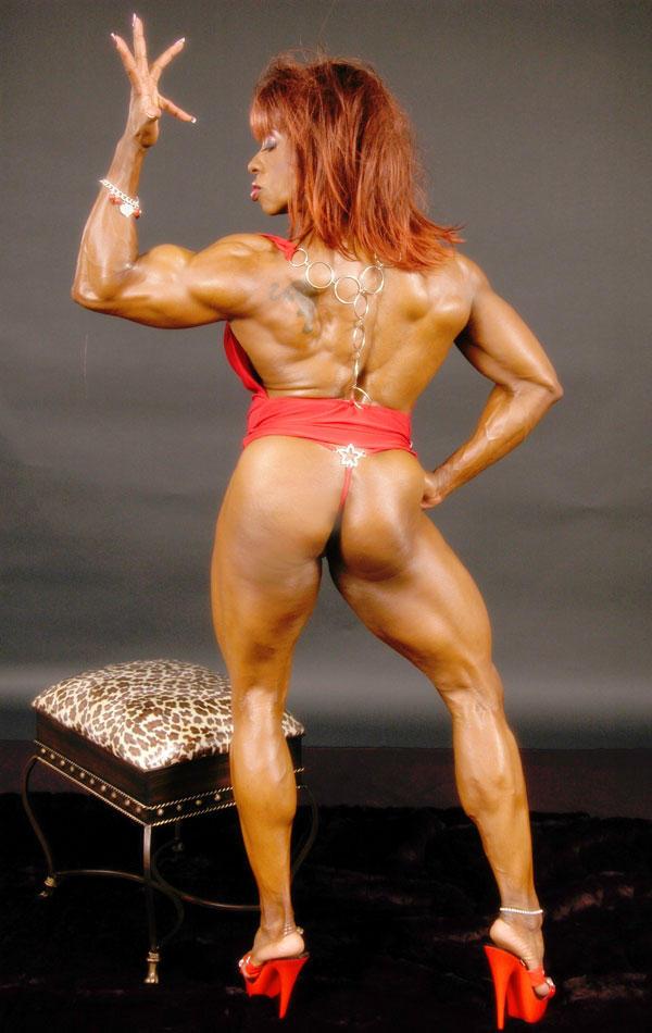 bodybuilder women sex videos
