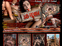 Cruel 3D BDSM Artwork