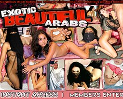 exotic beautiful arabs