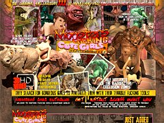 monster 3d sex comics