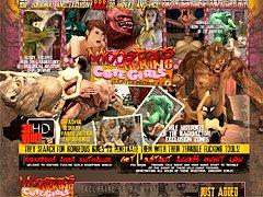monster 3d sex comics