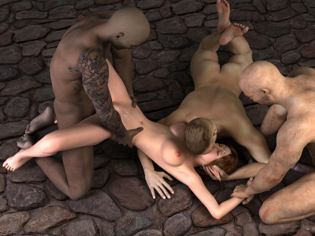 Трах 3 д, 3D секс мульт - порно видео онлайн, смотреть порно 11 фотография