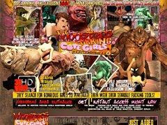 monster 3d sex