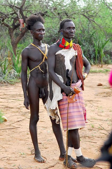 Голые африканские парни фото