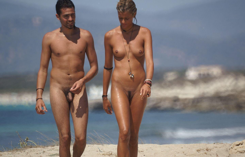 Нудистский Пляж Красивые Голые - Нудизм И Натуризм