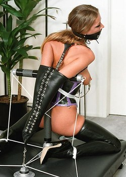 Real Bondage Sex
