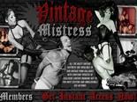Vintage Mistress