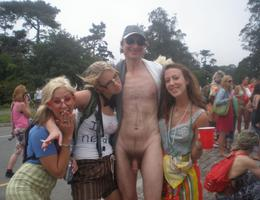 CFNM women stripping me gall Image 2