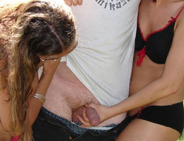 CFNM women stripping me gall Image 8
