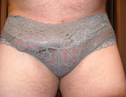 Crossdresser posing in beautiful lingerie galery Image 7