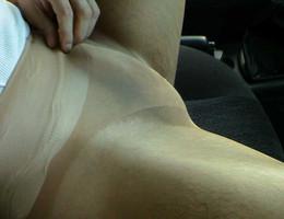 Man wearing pantie & lingerie gal Image 5