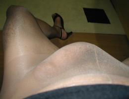 Man wearing pantie & lingerie gal Image 6