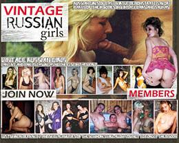 vintage russian girls