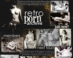 retro porn archive