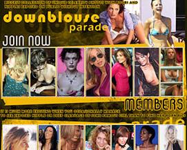 downblouse parade
