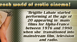 Brigitte Lahaie