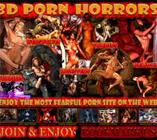 3D Porn Horrors