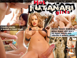 Hot Futanari Girls