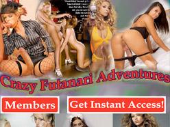 Crazy Futanari Adventures
