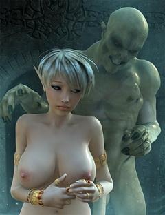 3d xxx evil
