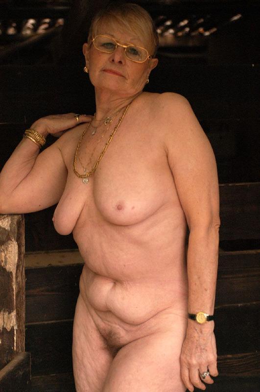 Porn grandmas next door nudes black