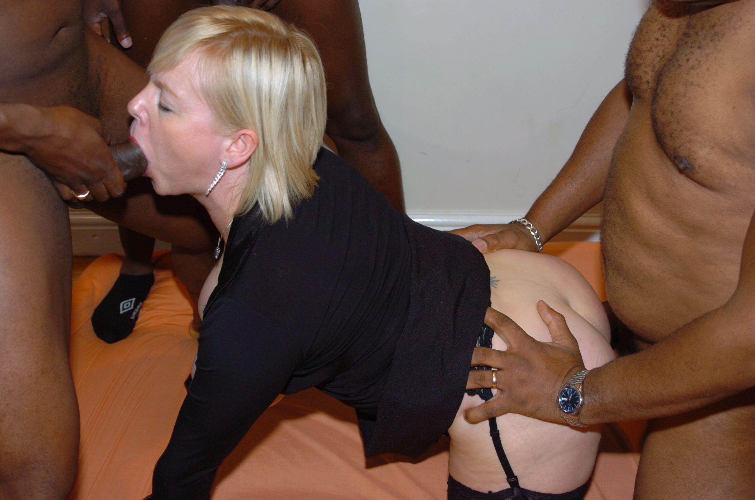 Interracial porn uk — pic 4