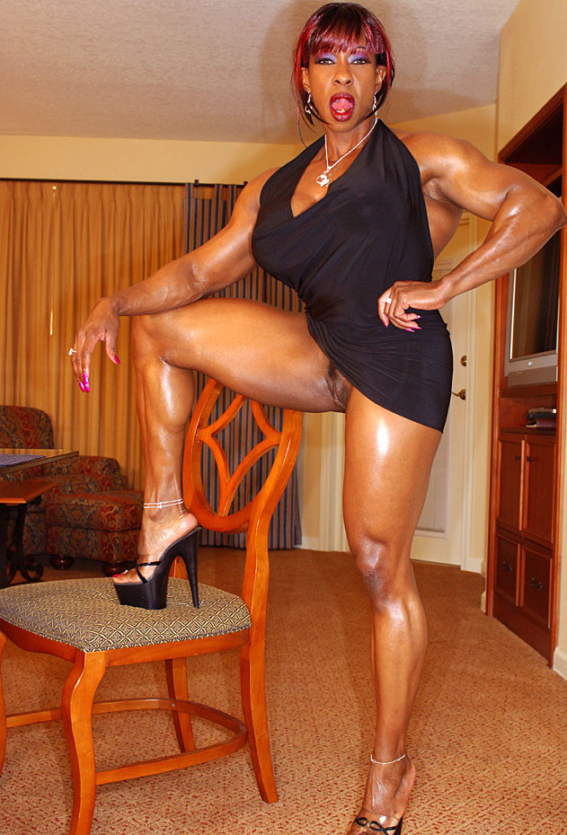 Mature black muscle women, black moses movie