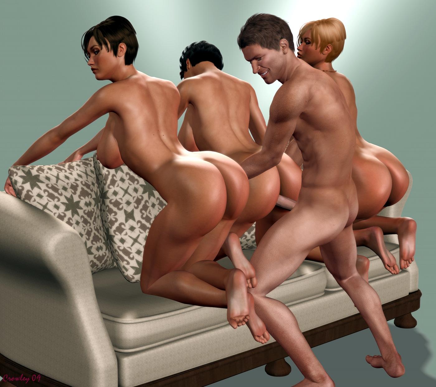 опытные геи порно