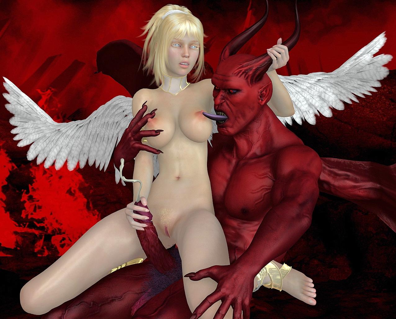 Satan fuck, ramba pussy photo